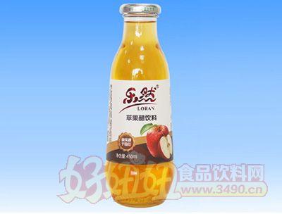 乐然450ml苹果醋