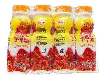 福淋小草莓乳饮料