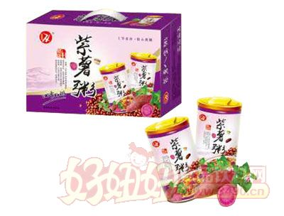 恒大紫薯八宝粥