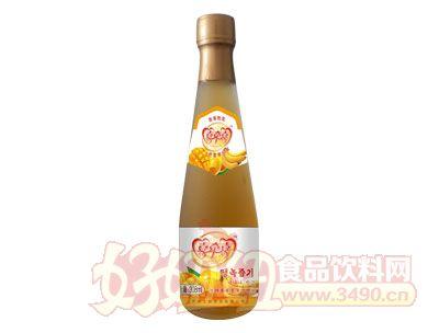 喜牵喜生榨香蕉芒果汁饮料308ml