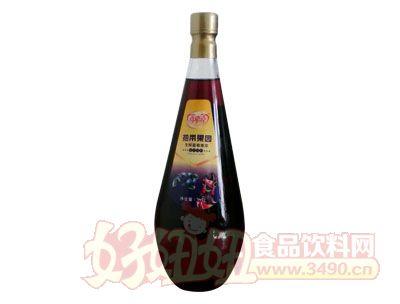 喜牵喜热带果园生榨蓝莓汁1.5L