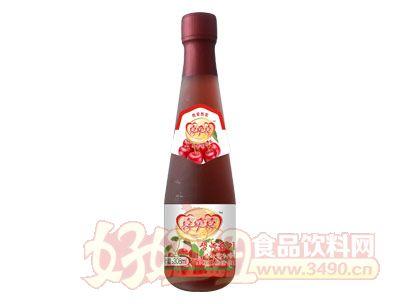 喜牵喜生榨樱桃汁饮料308ml