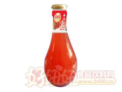 喜�肯脖�糖山楂汁230ml