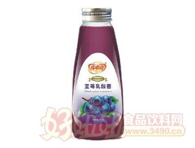 喜牵喜蓝莓乳酸菌果汁饮品310ml