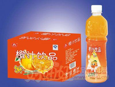 口口香橙汁饮品礼盒