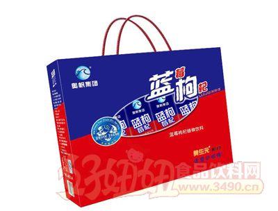 奥帆蓝枸植物蛋白饮品