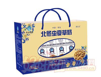 奥帆北冬虫夏虫奶礼品盒