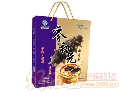 奥帆初元海参粥饮品礼品盒