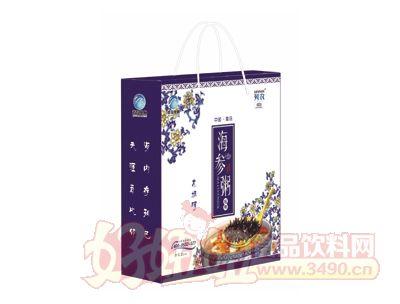奥帆海参粥礼品盒