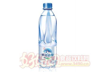 崂舍山泉饮用天然水550ml