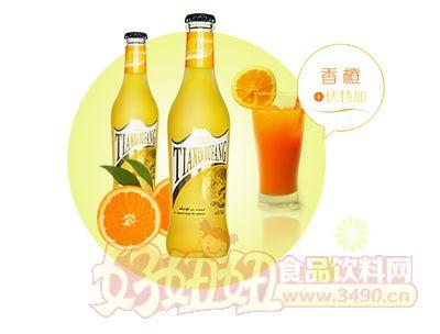 天下水坊橙子味�u尾酒