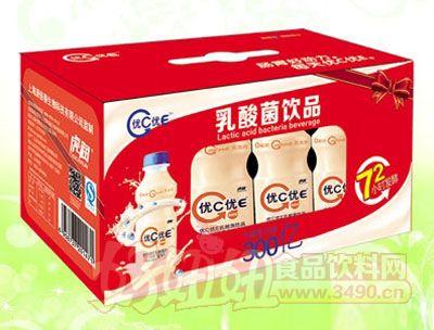 优C优E乳酸菌饮品340ml(礼盒装)