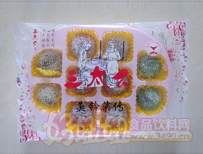 美玲三太公�c心250g