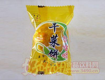 美玲韩式小吃饼(干菜饼)