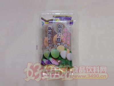 美玲三粒韩国打糕(南瓜味、绿茶味、豆沙味)