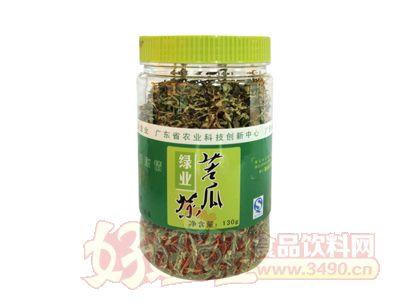 广东绿业130g绿业苦瓜红茶