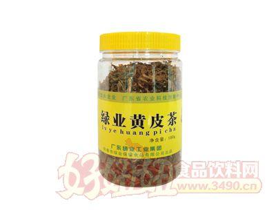 广东绿业180g黄皮红茶