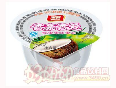 雅客香亲香爱椰果果味果冻40g