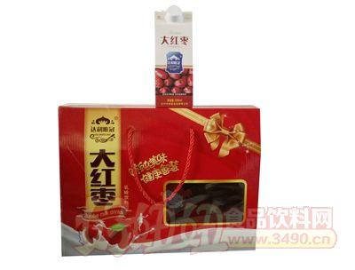 三寅大红枣饮品