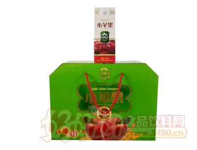 三寅小苹果饮品箱装