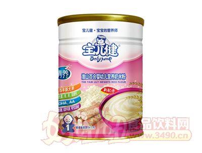 精养婴幼儿营养奶米粉罐装508g