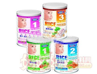 益利营养米粉