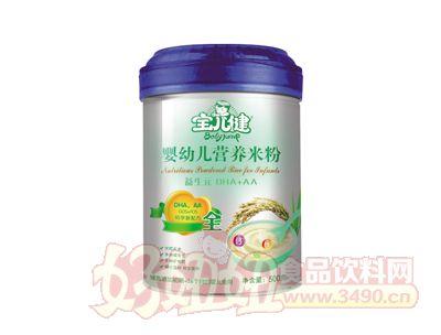 婴幼儿营养米粉500g全能段