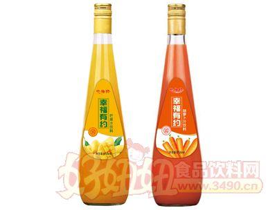 心相印萝卜汁+芒果汁858ml
