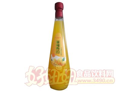心心相印芒果汁饮品