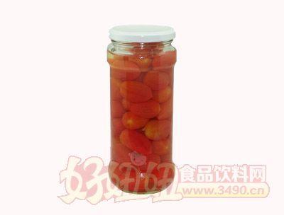 圣诺小番茄罐头