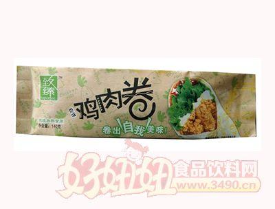 泰丰致臻京味鸡肉卷140g