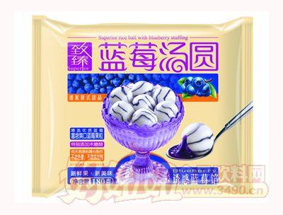 泰丰致臻蓝莓汤圆诱惑蓝莓馅180克