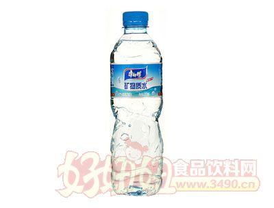 康师傅矿物质水