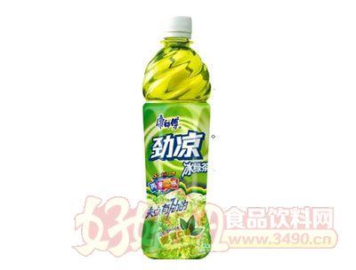 康师傅劲凉冰绿茶