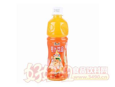 康师傅橙汁