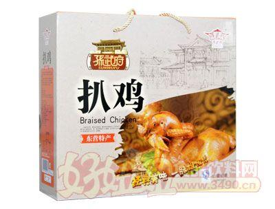 孙武府扒鸡礼盒