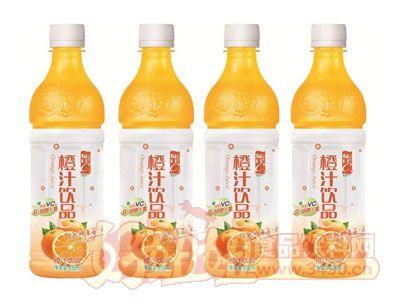 康师傅每日C橙汁饮品