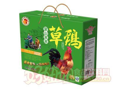 孙武府草鸡礼盒