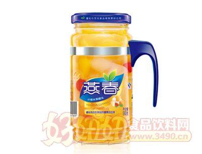 燕春550克糖水什�\罐�^(把杯)