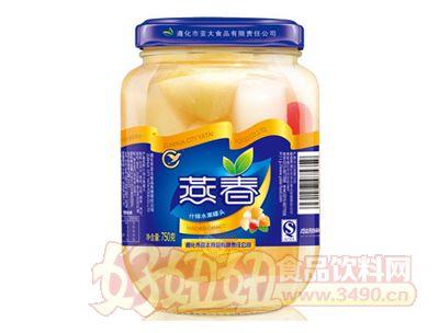 燕春750克糖水什�\罐�^