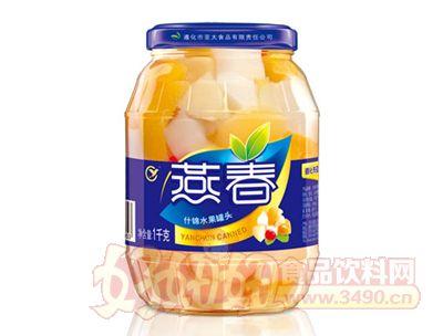 燕春1000克糖水什�\罐�^