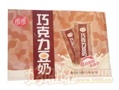 维维巧克力豆奶240ml×16罐
