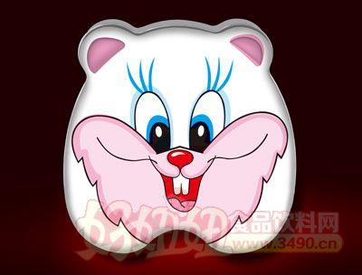 香仔豚十二生肖蛋酥卷(兔)