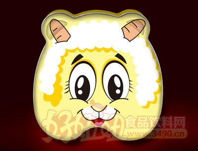 香仔豚十二生肖蛋酥卷(羊)