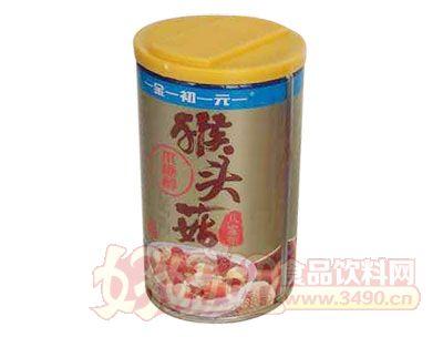 金初元猴头菇木糖醇八宝粥罐装