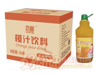 达威橙汁2.5Lx1x6