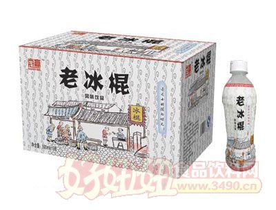 达威老冰棍风味饮品500ml×15瓶