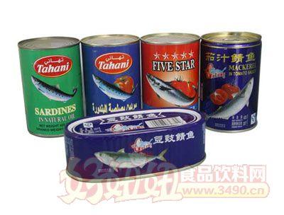 古龙鱼类罐头