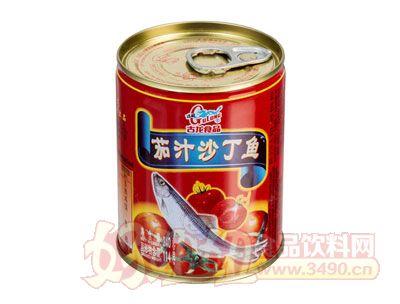 古龙茄汁沙丁鱼罐头240g