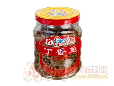 古龙丁香鱼罐头150克